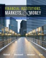 Financial Institutions, Markets, and Money : CourseSmart - David S Kidwell
