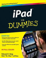 iPad For Dummies - Edward C. Baig
