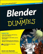 Blender For Dummies, 2nd Edition :  All-in-One For Dummies - Jason Van Gumster