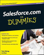 Salesforce.com For Dummies : 4th Edition - Tom Wong