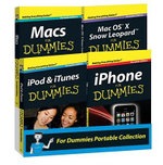 Apple For Dummies Portable Collection : Portable Collection - Edward C. Baig