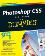 Photoshop CS5 All-In-One For Dummies : For Dummies - Barbara Obermeier