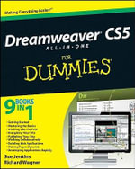Dreamweaver CS5 All-In-One For Dummies : For Dummies (Lifestyles Paperback) - Sue Jenkins