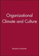 Organizational Climate and Culture - Benjamin Schneider