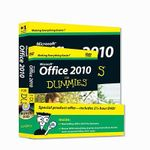 Office 2010 For Dummies :  Book + DVD Bundle - Wallace Wang