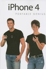 iPhone 4 Portable Genius : Portable Genius - Paul McFedries