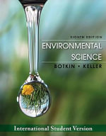 Environmental Science : Earth as a Living Planet - Daniel B. Botkin