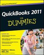 QuickBooks 2011 For Dummies - Stephen L. Nelson