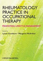 Rheumatology Practice in Occupational Therapy : Promoting Lifestyle Management