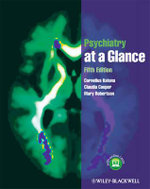 Psychiatry at a Glance : At a Glance Medical Reference - Cornelius Katona