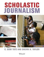 Scholastic Journalism : The National Lampoon and the Comedy Insurgents Who... - C. Dow Tate