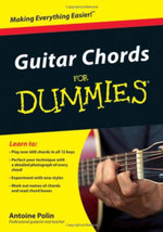 Guitar Chords For Dummies - Antoine Polin