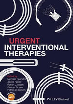 Urgent Interventional Therapies - Nicholas Kipshidze