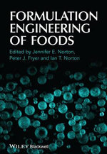 Formulation Engineering of Foods - Ian T. Norton