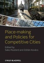 Place-Making and Policies for Competitive Cities : Urban Aboriginal Housing and Living Conditions
