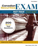 Canadian Securities Exam Fast-Track Study Guide - W. Sean Cleary