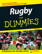 Rugby For Dummies - Mathew Brown