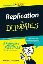 Replication for Dummies - Robert D. Schneider