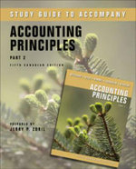 Study Guide to Accompany Accounting Principles : Part 2 - Jerry J. Weygandt