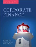 Corporate Finance : European Edition - Peter Moles