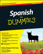 Spanish For Dummies - Pedro Vazquez Bermejo