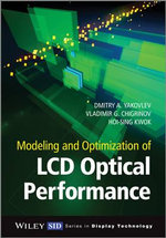 Modeling and Optimization of LCD Optical Performance - Hoi-Sing Kwok