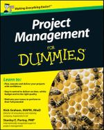 Project Management for Dummies : UK Edition - Nick Graham