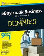 eBay.co.uk Business All-in-One For Dummies : For Dummies (Computers) - Steve Hill