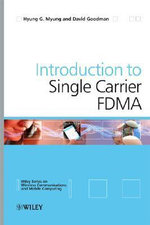Single Carrier FDMA : A New Air Interface for Long Term Evolution - Hyung G. Myung