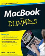 Macbook for Dummies : 3rd Edition - Mark L. Chambers
