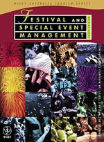 Festival and Special Event Management - Johnny Allen