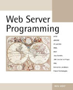 Web Server Programming - Neil A.B. Gray