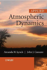 Applied Atmospheric Dynamics : A Brief History - Amanda H. Lynch