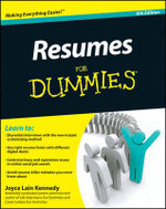 Resumes For Dummies : 6th Edition - Joyce Lain Kennedy
