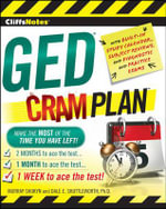 CliffsNotes GED Cram Plan - Murray Shukyn