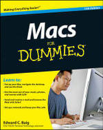 Macs for Dummies : 11th Edition - Edward C. Baig