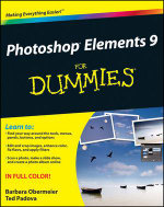 Photoshop Elements 9 For Dummies : For Dummies (Lifestyles Paperback) - Barbara Obermeier