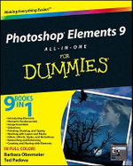 Photoshop Elements 9 All-in-One For Dummies : For Dummies - Barbara Obermeier