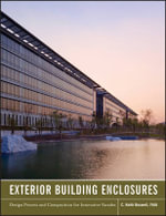 Exterior Building Enclosures : Design Process and Composition for Innovative Facades - Keith Boswell
