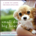 Small Dogs, Big Hearts : A Guide to Caring for Your Little Dog - Darlene Arden