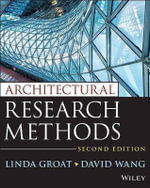 Architectural Research Methods - David Wang