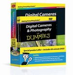 Digital Cameras & Photography For Dummies : Book + DVD Bundle : 2nd Edition - Mark Justice Hinton