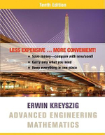 Advanced Engineering Mathematics, Binder Version - Erwin Kreyszig