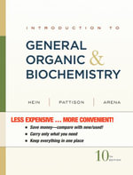 Introduction to General, Organic, and Biochemistry 10E Binder Ready Version - Morris Hein