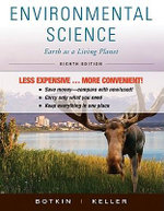 Environmental Science Earth as a Living Planet 8E Binder Ready Version : Earth as a Living Planet - Daniel B. Botkin