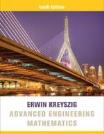 Advanced Engineering Mathematics + WileyPlus Registration Card : 10th Edition - Erwin Kreyszig
