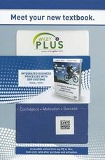 WileyPlus Integrated Business Processes with ERP Systems : WileyPlus (Access Cards) - Simha R Magal
