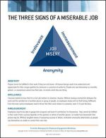 Managing for Employee Engagement : J-B Lencioni Series - Patrick M. Lencioni