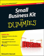 Small Business Kit For Dummies - Richard D. Harroch