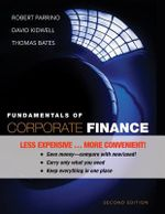 Fundamentals of Corporate Finance 2E Binder Ready Version - Robert Parrino